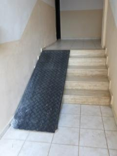 Ramp leading to apartment - Disabled access