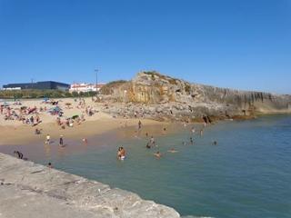 férias Peniche na praia r