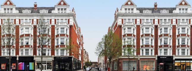 10 - 12 mins from Sloane Square