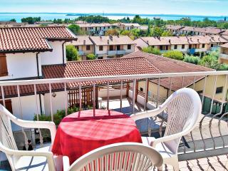A/1 One-Bedroom Apartment Lake View Balcony 3 pers