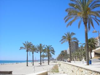BEACHFRONT LAS LANZAS APARTMEN, Alicante
