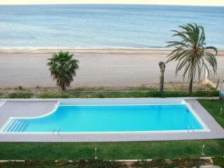 tu piscina desde terraza