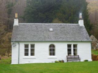 Gardener's Cottage, Glen Lyon