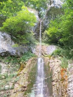 Cascata san Giovanni