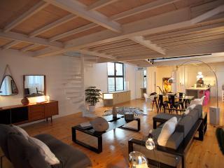 Loft Duplex 140m2 bord de mer, Marsella
