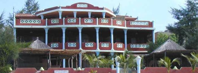 KEURMAYA maison sur la plage même