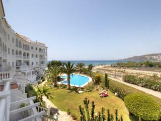 Frontline Flat with Amazing Views, Nerja