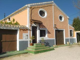 Casa de la Almazara, Moratalla