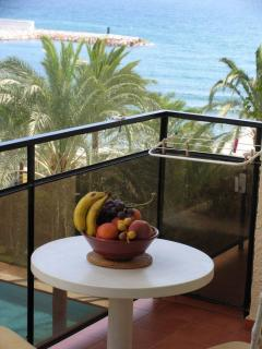 Breakfast on the balcony?