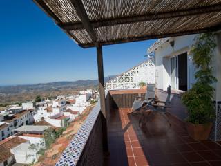 Apartment in Mijas Pueblo with spectacular views