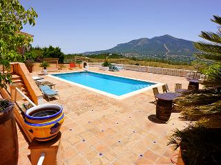 Finca los Arcos,  Spacious Villa,  Country Views,  Mountains, Alhaurin el Grande