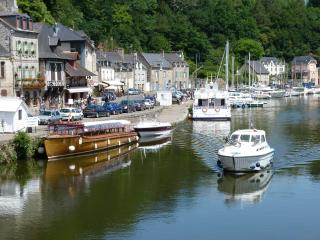 The port of Dinan