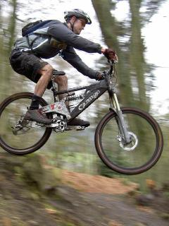 Amazing mountain biking on our doorstep with resident guide and bike hire available