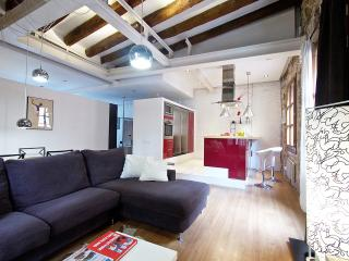 Amazing Loft in Gracia (best area in BCN)-(B0132)