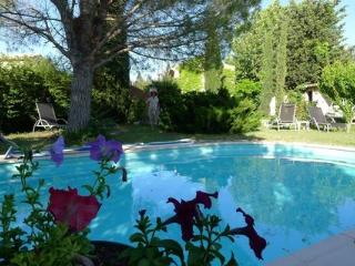 L'amourtie - Cote jardin + Cocon