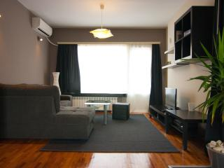 Spacious, central, sunny flat, Sófia