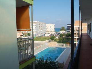 Apartamento playa de Nules. 2 Habitaciones. 5 pers