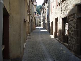 la rue de l'église