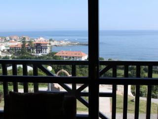 Apartamento en Comillas con vistas espectaculares