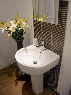 The Apartment Family Bathroom