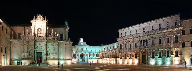 a 25 minuti da Lecce -città barocca detta la Firenze del Sud