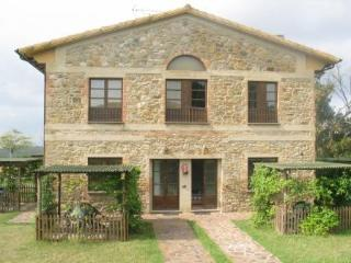 San Gimignano: Tuscan farmhouse apartment