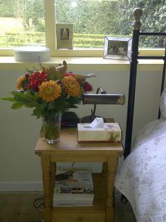Detail guestroom