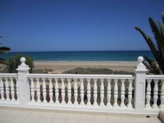 Costa Calma, B45 en 1º linea Playa, Increible