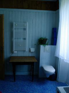 Salle d'eau - chambre parentale