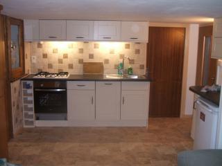 Kitchen, refurbished November 2011