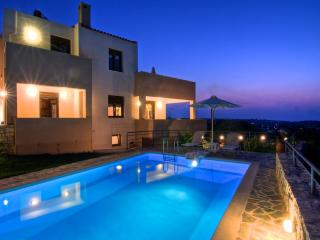 villa EMILIE-Holiday villa  in Rethymno.