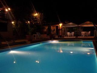 villa con piscina max relax (acqua salata)