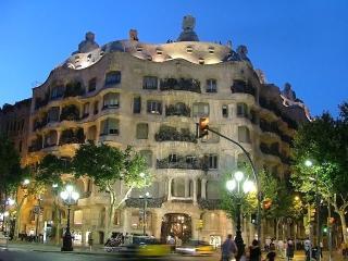 Barcelona Central, Plaza Catalunya
