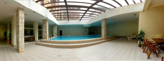 Predela's indoor pool