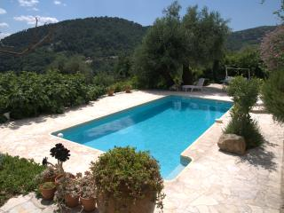 Incredible French Riviera holiday villa with private pool and magnificent sea view, Grasse