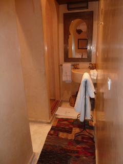 Berbere bathroom