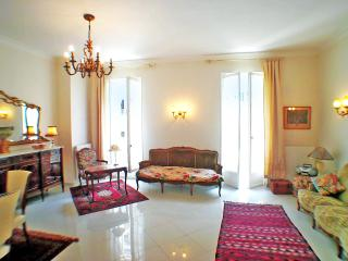 Elegant 2 bedrm apt in central Nice, sleeps 2 to 6