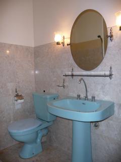 Bathroom with Shower facility