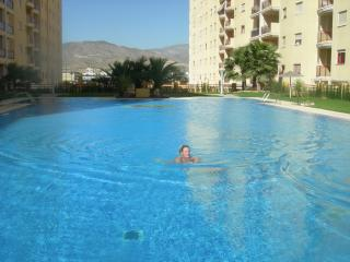 APPT NEAR  BENIDORM ENGLISH TV ONE BEDROOM  (VILAJOYOSA) FREE WIFI, Benidorm