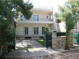 50m from the beach hospitable house.