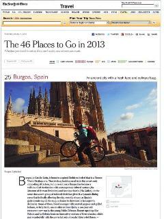 Burgos destino turístico