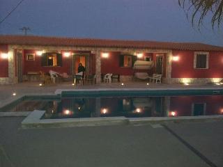 villa concetta con piscina