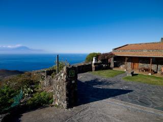 Casa Rural Tia Lucila, con hermosa vista a La Palma