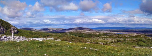 A view from the Burren