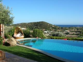 VILLA CHIA with wonderful views