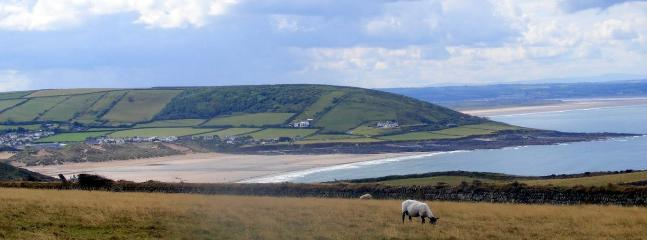 If you love surfing holidays then you will love Croyde Bay.