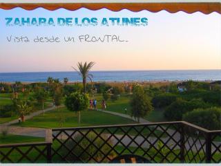 FRONTAL 3D vista direct Zahara (AgostoxQuincenas), Zahara de los Atunes