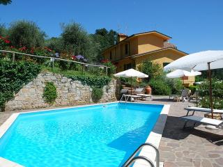 Villa with terrific view - 7 bedrooms, Camaiore