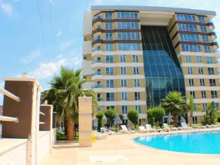 Waterfall Residence 2 bedroom flat near the sea, Antalya