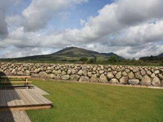 Relax and enjoy the view of Slieve Binnian
